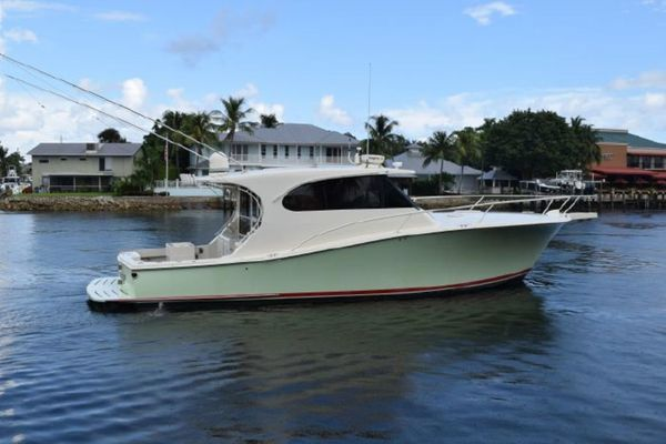 Used Luhrs 42 Hardtop Sports Fishing Boat For Sale