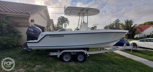 Used Contender 23 Open Center Console Fishing Boat For Sale
