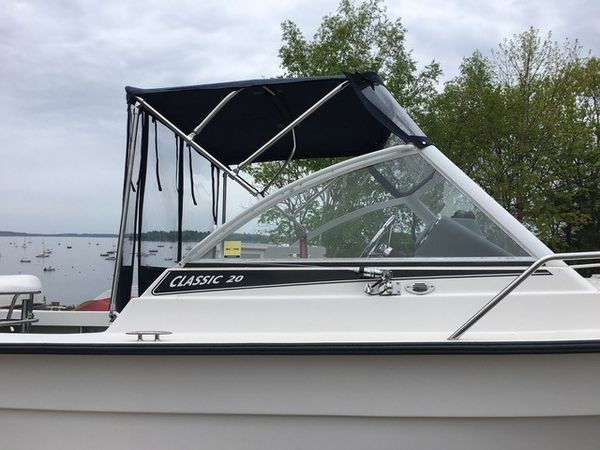 Used Maritime 20 Classic Cuddy Cabin Boat For Sale