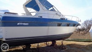 Used Cruisers Yachts Esprit 3370 Express Cruiser Boat For Sale