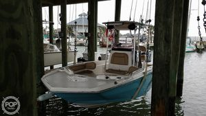 Used Nauticstar 211 Hybrid DL Center Console Fishing Boat For Sale