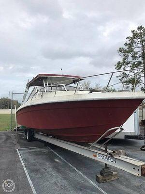 Used Erickson 32 Walkaround Fishing Boat For Sale