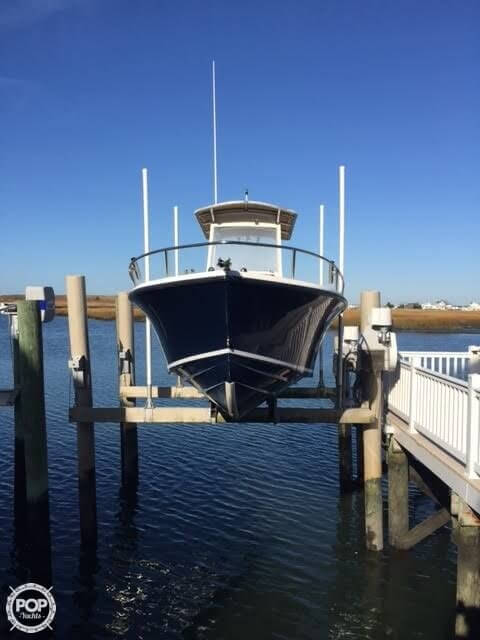 Used North Coast 23 Center Console Fishing Boat For Sale