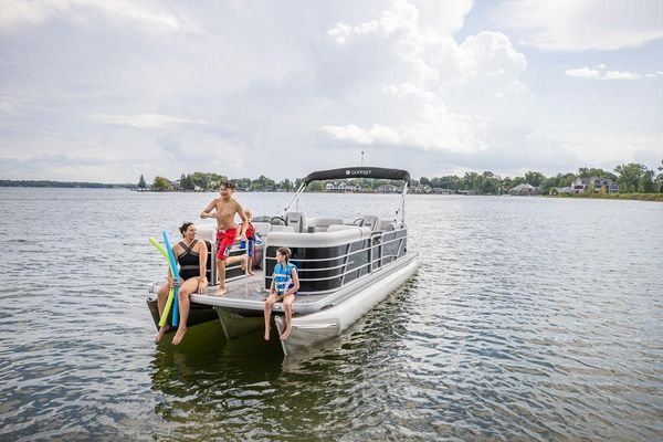 New Godfrey SW2286SBX Pontoon Boat For Sale