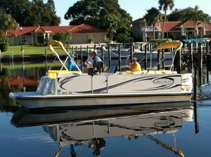 Used Pontoon 23 Fiberglass Other Boat For Sale