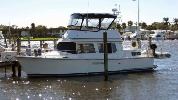 Used Sabreline Fast Trawler Aft Cabin Boat For Sale