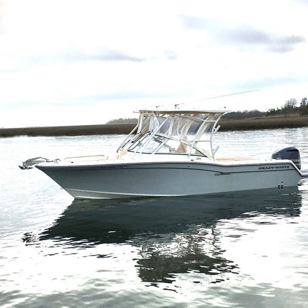 Used Grady-White 235 Freedom Bowrider Boat For Sale