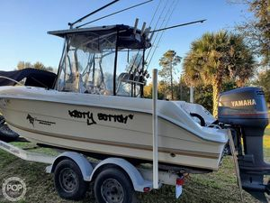 Used Aquasport 205 Osprey Tournament Series Center Console Fishing Boat For Sale