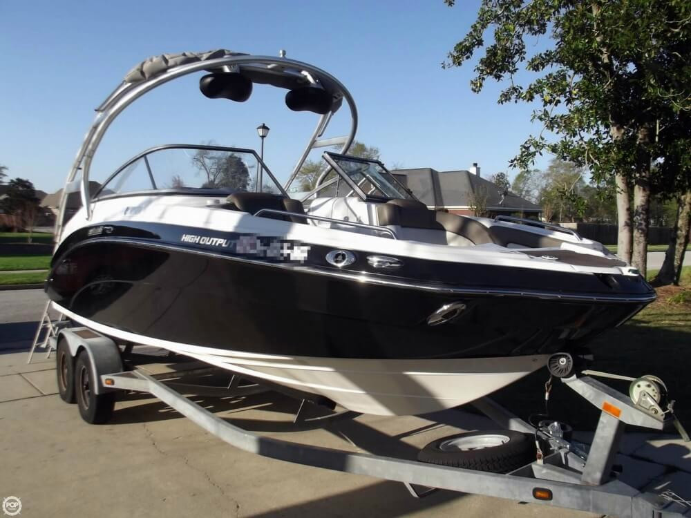 2011 used yamaha 242 limited s ski and wakeboard boat for for Yamaha wakeboard boats