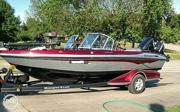 Used Ranger Boats Angler 1880 Bass Boat For Sale