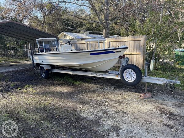 Used Hewes Bayfisher 18 Bay Boat For Sale