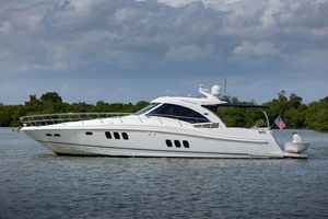 Used Sea Ray 60 Sundancer Motor Yacht For Sale
