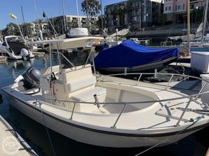 Used Parker Marine 23 Center Console Fishing Boat For Sale