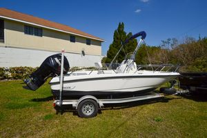 Used Boston Whaler 180 Dauntless Saltwater Fishing Boat For Sale