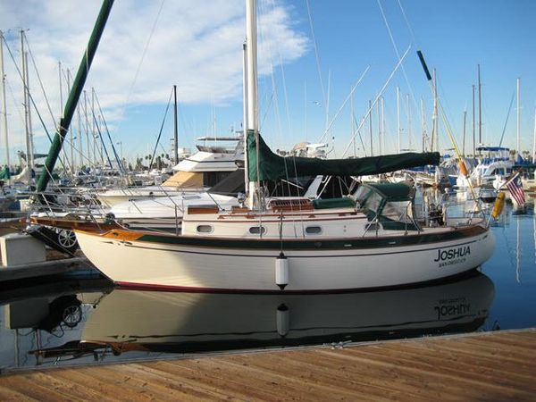 Used Ta Shing Baba 30 Cutter Sailboat For Sale