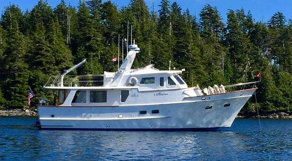 Used Defever 49 RPH Motor Yacht For Sale