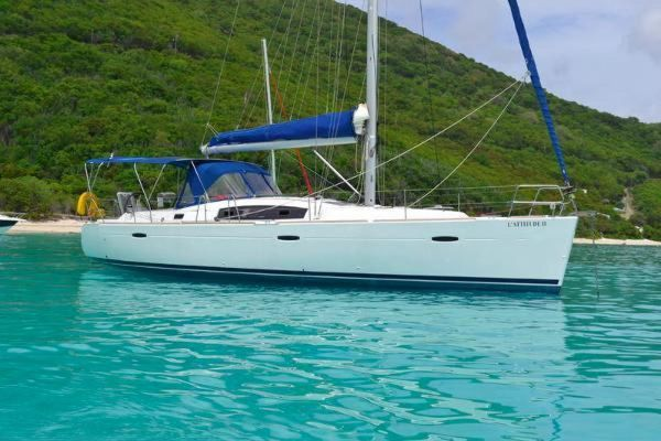 Used Beneteau Oceanis 43 Cruiser Sailboat For Sale