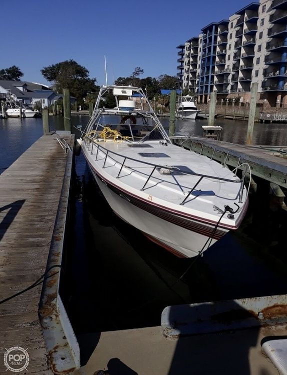 Used Harley Superstar 42 Sports Fishing Boat For Sale