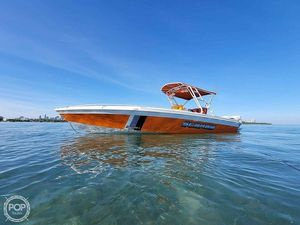 Used Scarab 30 Sport High Performance Boat For Sale