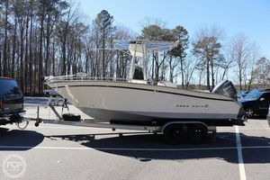 Used Cape Horn 219 Center Console Fishing Boat For Sale