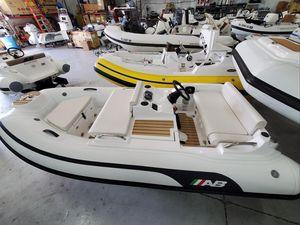 Used Tender AB Jet 330 Tender Boat For Sale