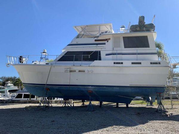 Used Gulfstar 44 Motor Yacht Motor Yacht For Sale
