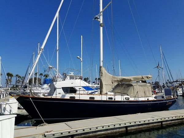 Used Formosa 46 Cutter Sailboat For Sale
