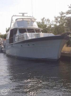 Used Hatteras 58 Aft Cabin Boat For Sale