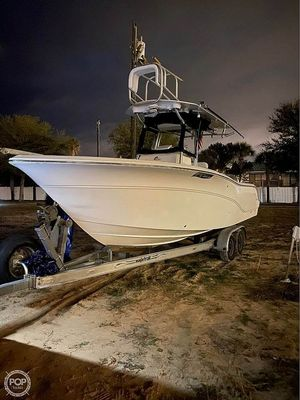 Used Sea Fox 256 Pro Series Center Console Fishing Boat For Sale