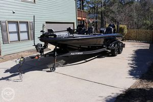 Used Nitro Z20 Bass Boat For Sale