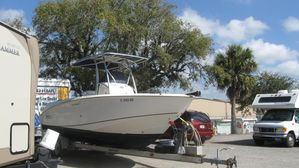 Used Boston Whaler Outrage 240 Center Console Fishing Boat For Sale