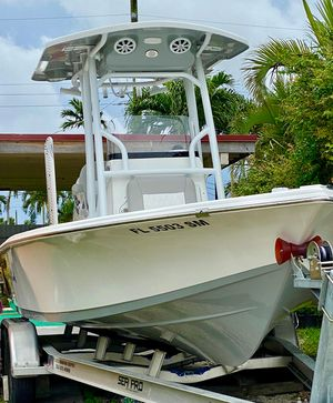 Used Sea Pro 228 Bay Center Console Fishing Boat For Sale