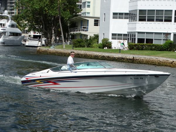 Used Formula 292 Fastech Express Cruiser Boat For Sale