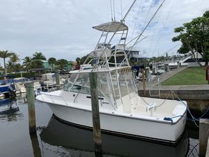 Used Henriques 28 Express Saltwater Fishing Boat For Sale