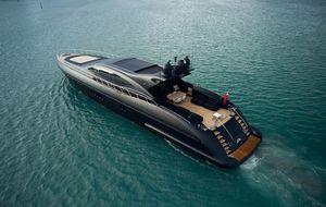Used Mangusta 108 Mega Yacht For Sale