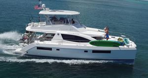 Used Leopard 51 PC Cruiser Boat For Sale