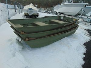 New Crestliner 1000 1040 CR Jon Boat For Sale