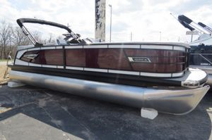 New Godfrey Pontoons AquaPatio 255 ULC iMPACT PLUS 29 in. Cen Pontoon Boat For Sale