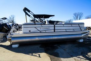 New Godfrey Pontoons SW 2486 SB iMPACT Plus 29 in. Center Tub Pontoon Boat For Sale