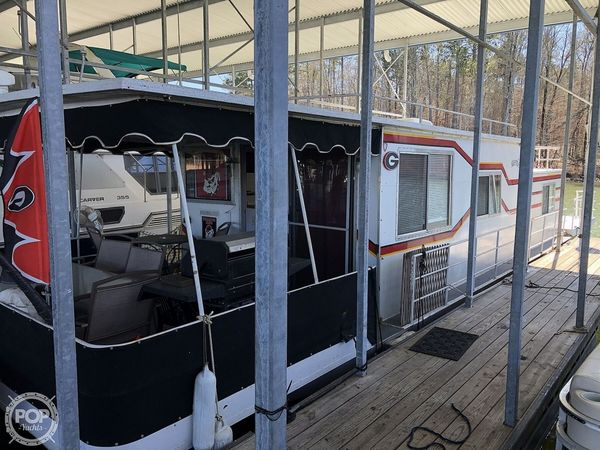 Used Captains Craft 50 House Boat For Sale