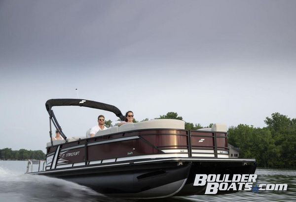 New Starcraft SLS 3 Pontoon Boat For Sale