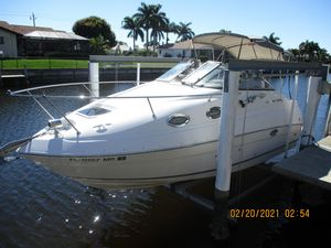 Used Regal 2465 Commodore Express Cruiser Boat For Sale