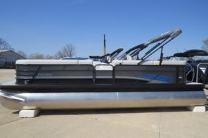 New Godfrey Pontoons SW 2486 C iMPACT PLUS 29 in. Center Tube Pontoon Boat For Sale