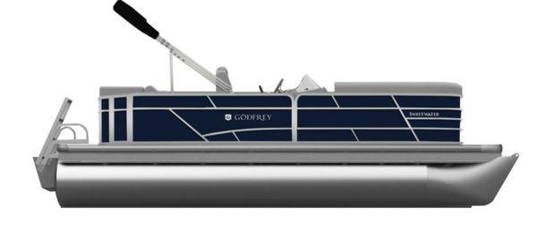 New Godfrey Pontoons SW 2386 SB GTP 27 in. Pontoon Boat For Sale