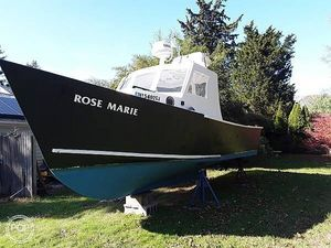 Used Manni 26 Pilothouse Boat For Sale