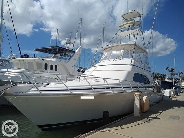 Used Bertram 510 Sports Fishing Boat For Sale