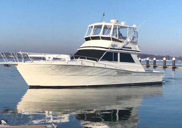 Used Viking Convertable Sports Fishing Boat For Sale