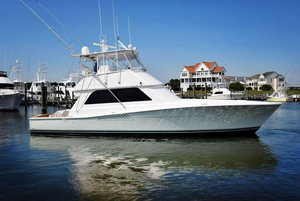 Used Viking Yachts 50 Convertible Fishing Boat For Sale
