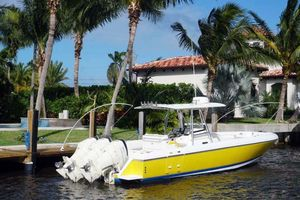 Used Intrepid 366 Open Center Console Fishing Boat For Sale