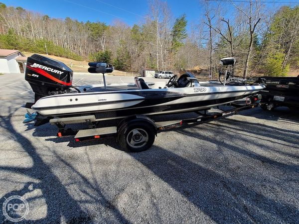 Used Triton TR-20 Bass Boat For Sale